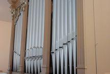 Templomok, orgonák
