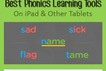 IPad and tablet learning for kids