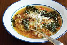 Soup / by Donna Halffield