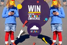 WIN with Ibbleobble! / Ibbleobblers new and old, we love your support so we want to give you the chance to win a pair of Limited Edition Ibbleobble Converse for your little one!  Learn how to enter here www.iblobl.com/win
