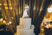 Topo de bolo / Um detalhe fofo e bacana para pensar no seu casamento
