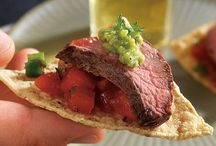Appetizer & Dip Recipes / by Omaha Steaks
