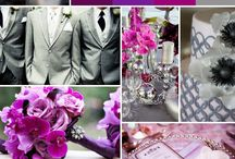 Weddings - Color Themes / by Mike Drofenik