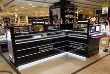 Cosmetics POS furniture