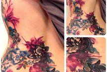 Tattoos please!
