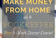 Work-at-Home + Money Resources / Work-at-Home Resources -- free mini work-from-home skills courses, money-saving apps, plus inexpensive ways to improve your life by saving money or earning extra income.