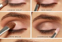 Eye makeups