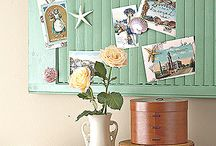 Ideas for our house.  / by Deanna Ordway