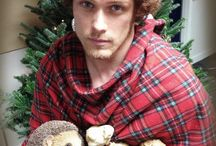 12 DAYS OF CHRISTMAS --OUTLANDER