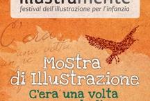 """Illustramente / """"Illustramente"""" il primo festival dell'illustrazione per l'infanzia in Sicilia."""