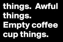 Coffee, elixir of life