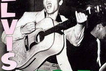 Elvis Albums / by David Holzer