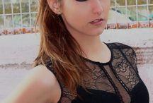 Make-up :Andrea Agüeros Make-up