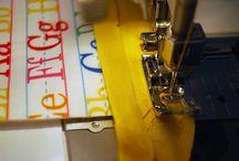 Oh bindings / How to do bindings, corners. You know tricky stuff