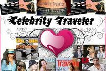 CELEBRITY TRAVELER / Travel news for celebrities and the fans who follow them and dream of celebrity vacations