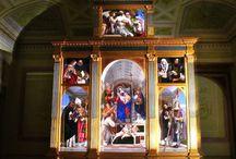 Lorenzo Lotto - Polittico di San Domenico