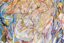 Expresionismus - Oscar Kokoschka, Egon Schiele / expresionismus - Rakousko