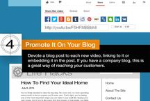 MyLifeFactory Online Marketing Tips