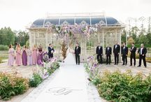 Wedding Color Palette / Trendy colors 2018 : purple, peacock, navy, burgundy, violet, pink lavender, spring crocus, pink, plum, rose, gold, nude...  Ideas for : fall, summer, spring, winter, romantic, beach, garden, forest, neutral, bright, classy, elegant wedding.
