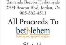 4th Annual Charity Bridal Show / Local vendors take part in a charity bridal show with all proceeds to Bethlehem Housing and Support Services.