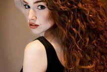 Capelli Ricci Curly Hair / Onde,riccioli,movimento.