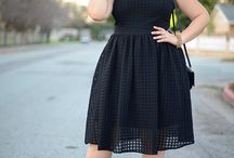 Plus sized dresses