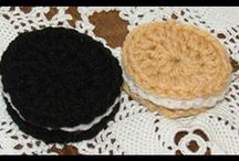 Crochet ~ food / by Becci's Domestic Bliss