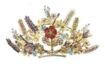 Tiaras - Multi-gemmed / Tiaras with extra bling...