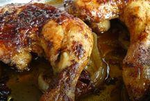 Miam ! (salé) viande: poulet
