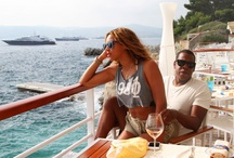 Beyonce's Personal Photos / Last week superstar Beyonce shared her personal Tumblr with the world. By giving the world access to the site, she has given fans a rare glimpse at her very private life. The site is complete with candid pics full of precious moments and trips with husband Jay-Z, fierce poses and tender times with sister Solange. / by Entertainment Tonight