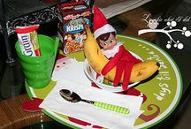 Elf on the Shelf / by Monica Madsen