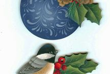 Christmas - Painting