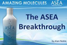 Advancing Life with ASEA / ASEA redox signaling molecules