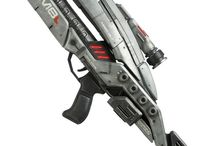 Sci-Fi Weaponry