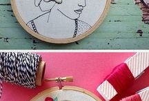 Embroidery Love / Inspiring Embroidery Art