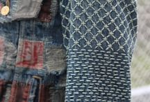 Jeansfashion / Recycled Jeans