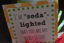Secret Santa Ideas