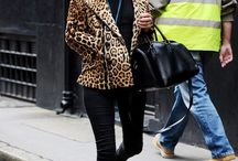 Kate Moss -Street Style*