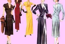 1940's  Fashions I Love / by Regina Waite
