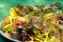 Saláty / Kulinářství