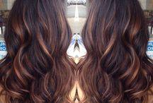 Vlasy - inspirace