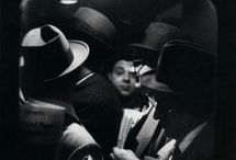 [S] Louis Stettner [1922 - ] / Louis Stettner is an American photographer who has been active from 1947 to present. His work includes streetscapes, portraits, and architectural images of New York and Paris, where he has photographed the changes in the people, culture, and architecture of both cities.