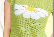 Вязание. Одежда