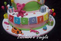 Torta Pocoyo / torta Pocoyo
