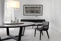 Borde fra House CPH / Familiens vigtigste møbel - spisebordet, hvor familien kan være sammen og hygge sig.