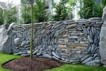 stone wall designs