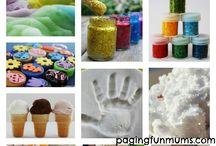 crearivita' bambini
