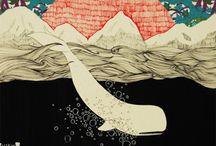 Whales / by Julia Sanchez