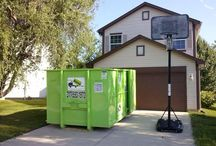 Bin There Dump That Franchisee Fun / As Our Franchise Operators Provide Their Communities Residential Dumpster Rental Services, They Collect a Wide Array of Great Photos!