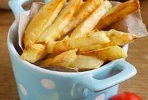 frites paprika